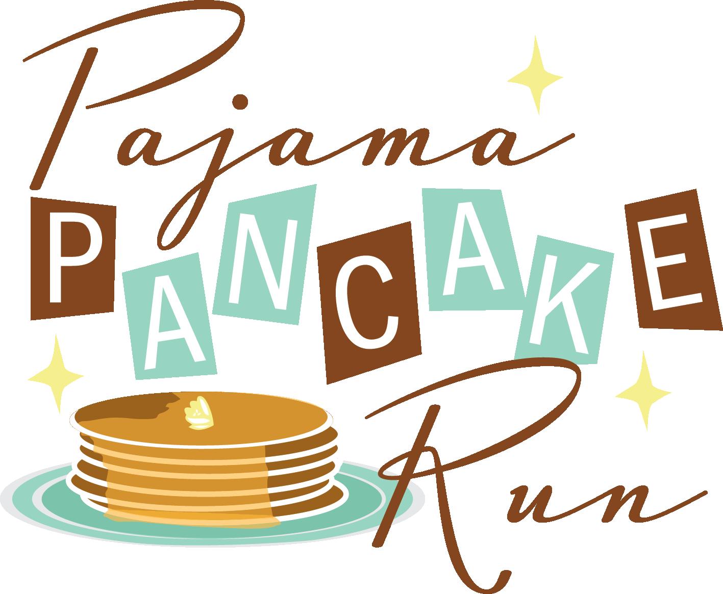 Pajama Pancake Run